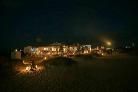 Noche de Halloween en Cabo Polonio