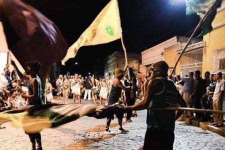Día del Candombe 2019 en Rocha