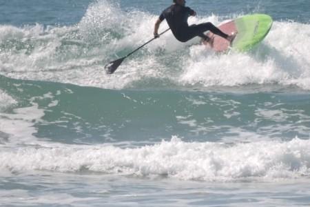 1ª Fecha SUP Wave y Race en La Paloma