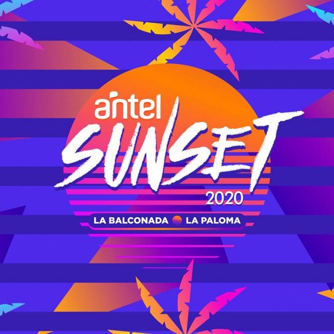 Verano en Rocha, Antel Sunset 2020: atardecer, amigos y música en playa La Balconada, La Paloma