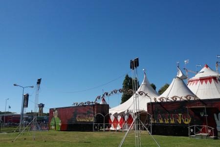 Circo Latino en La Pedrera