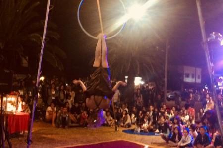 Circo Imprevisto en La Paloma