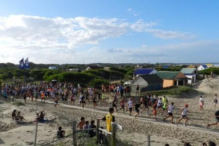 Correcaminata 2020, 7K por la playa en Aguas Dulces