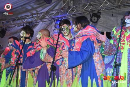 Carnaval 2020 en Paso de Barrancas en San Luis