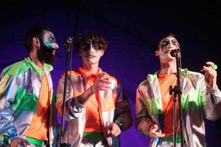 Tablado de Carnaval - Teatro de Verano en La Paloma
