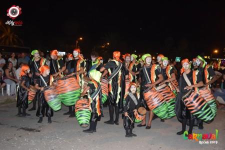 Carnaval 2020 en Punta del Diablo
