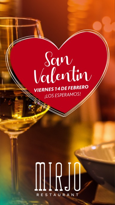 Almuerzo y cena de San Valentín en Mirjo Restó en Punta del Diablo. ¡Para enamorarse!