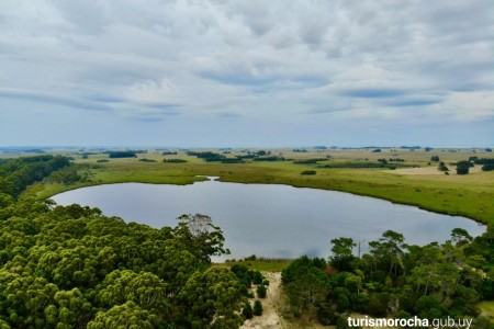 Safari fotográfico - Laguna de Briozzo en Aguas Dulces