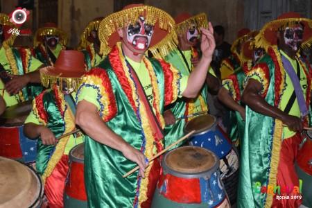 Carnaval 2020 en Velázquez