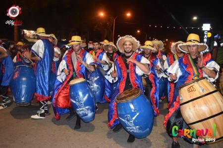 Carnaval 2020 en 18 de Julio