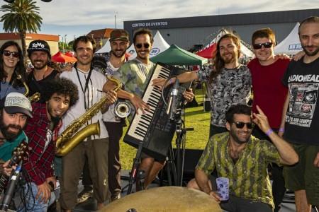Tabó Afrobeat en Bar La Onda en La Paloma