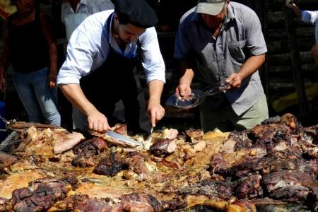 38° Festival del asado con cuero en Lascano