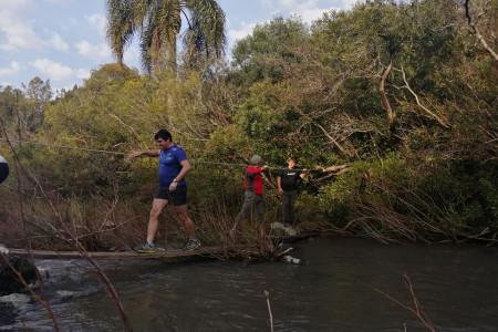 Trail Running en Rocha