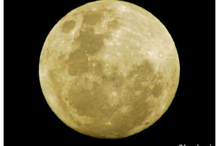 Caminata de Luna llena en El Caracol