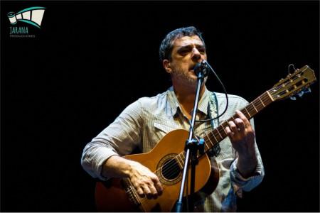 Show de Alejandro Balbis en Aguas Dulces