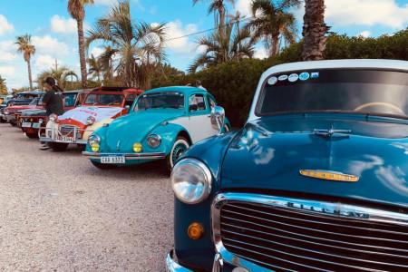 Encuentro de autos y motos 2021 en La Paloma