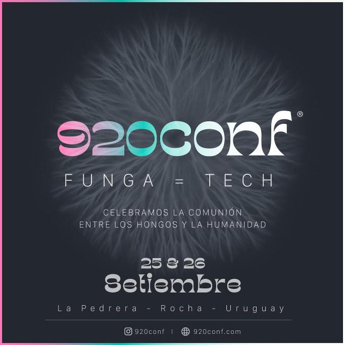 920conf: charlas, talleres y actividades en torno a los hongos en La Pedrera