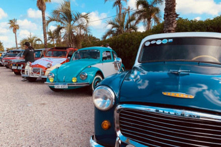 V Encuentro de autos y motos 2022 en La Paloma