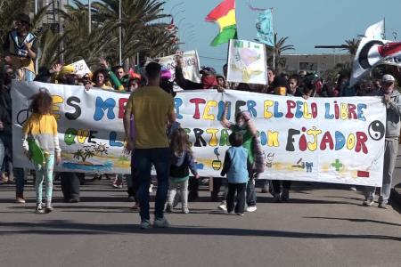 2ª Marcha Hippie en La Paloma