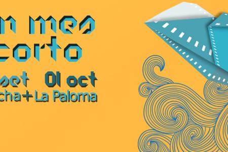 "Festival de cortometrajes: ""Un mes corto"" en La Paloma"