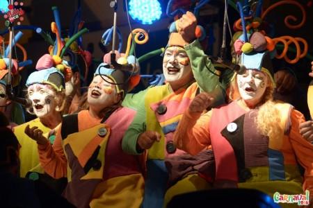 Carnaval: llamadas, murgas y comparsas en Rocha