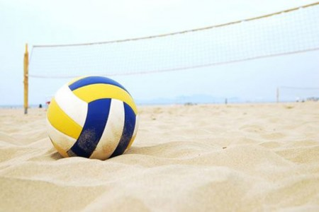 Torneo de beach volley en La Coronilla