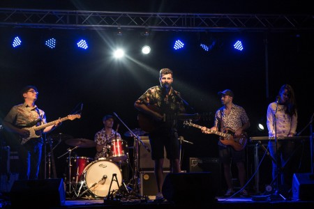 Las Palmeras Festival en Castillos