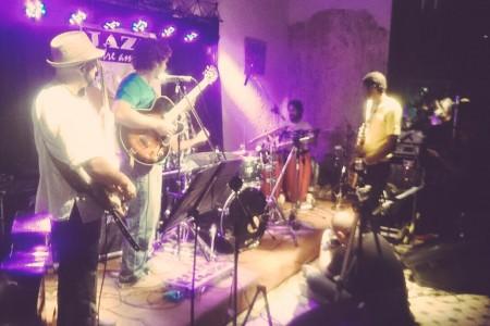 Festival de Jazz entre amigos en La Pedrera