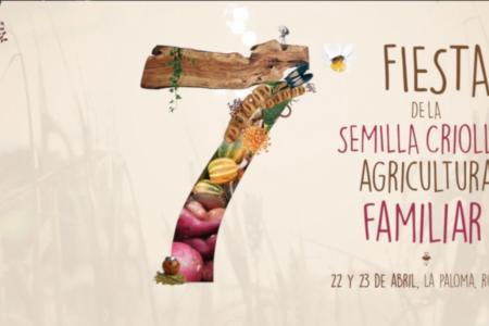 7ta Fiesta de la semilla criolla y la agricultura familiar en La Paloma