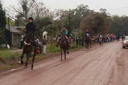 17ª Fiesta Hípica en Cebollatí