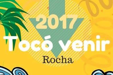 Tocó Venir 2017 en el CURE en Rocha