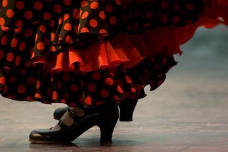 Noche de flamenco en La Pedrera