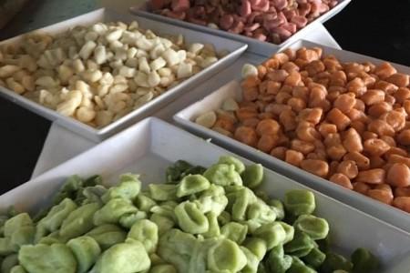Show cooking de ñoquis en Rocha