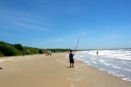 3er torneo de pesca en Santa Teresa