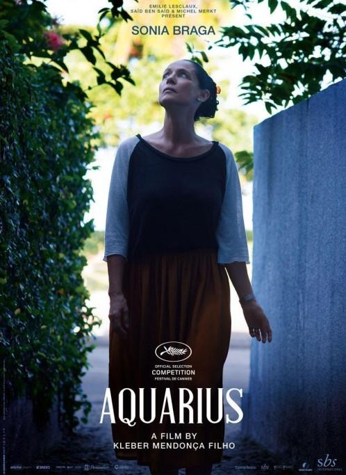 """Cine: """"Aquarius"""" en La Paloma"""
