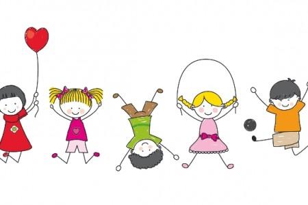 Día del niño en el Club Social en La Pedrera