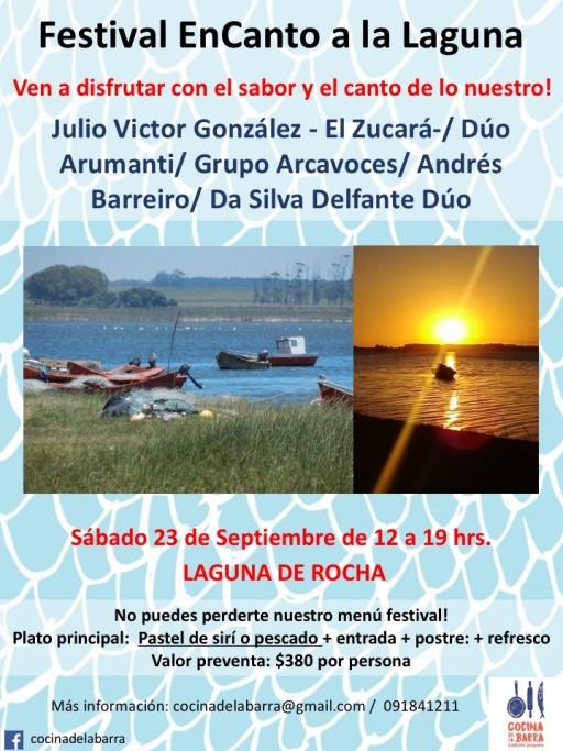 "Festival ""EnCanto"" a la Laguna de Rocha"