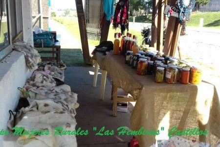 Encuentro Nacional de Mujeres Rurales en Castillos