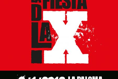 Fiesta de la X en La Paloma