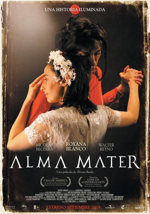 """Presentación de la película """"Alma Mater"""" a cargo de su protagonista Roxana Blanco en La Pedrera"""