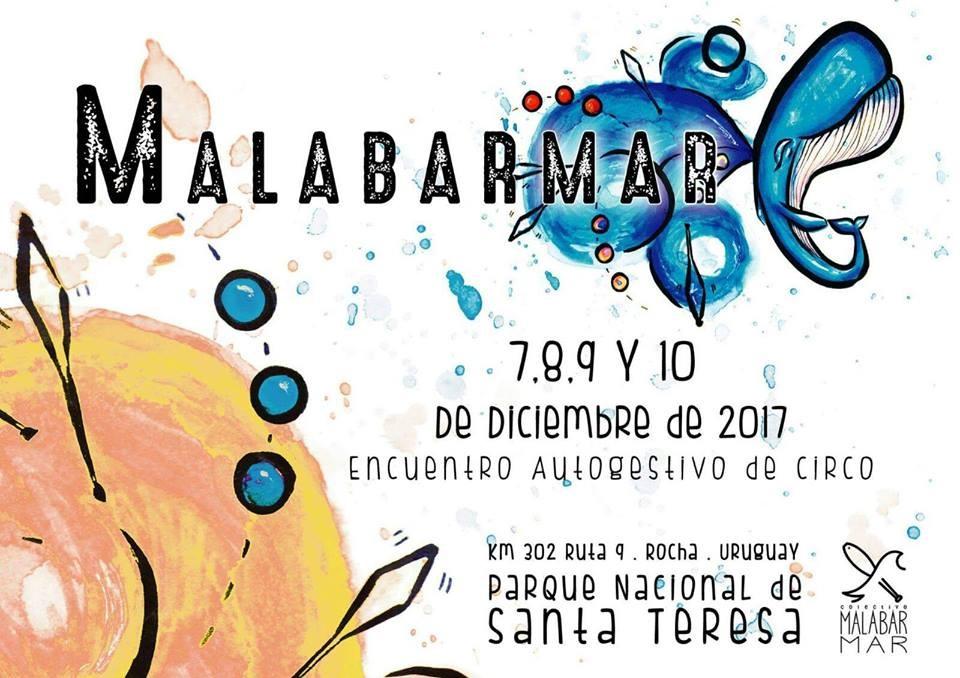 Malabarmar: Encuentro de Circo en el Parque Nacional Santa Teresa