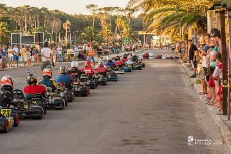 Campeonato de karting en La Paloma