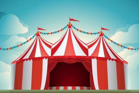 Circo Halley en Cebollatí