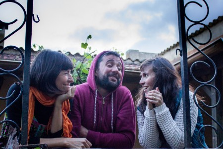 """""""NÓS"""": canciones de autor en Chuy"""