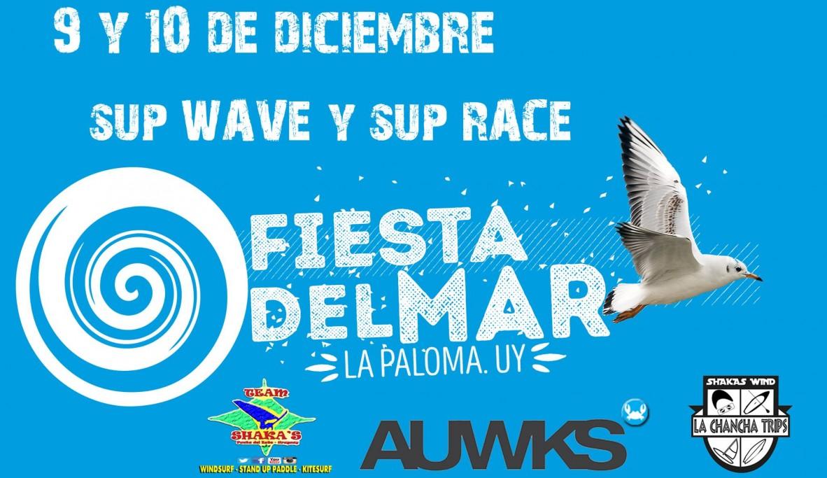 Campeonato de SUP, juegos de playa y carreras recreativas en La Paloma