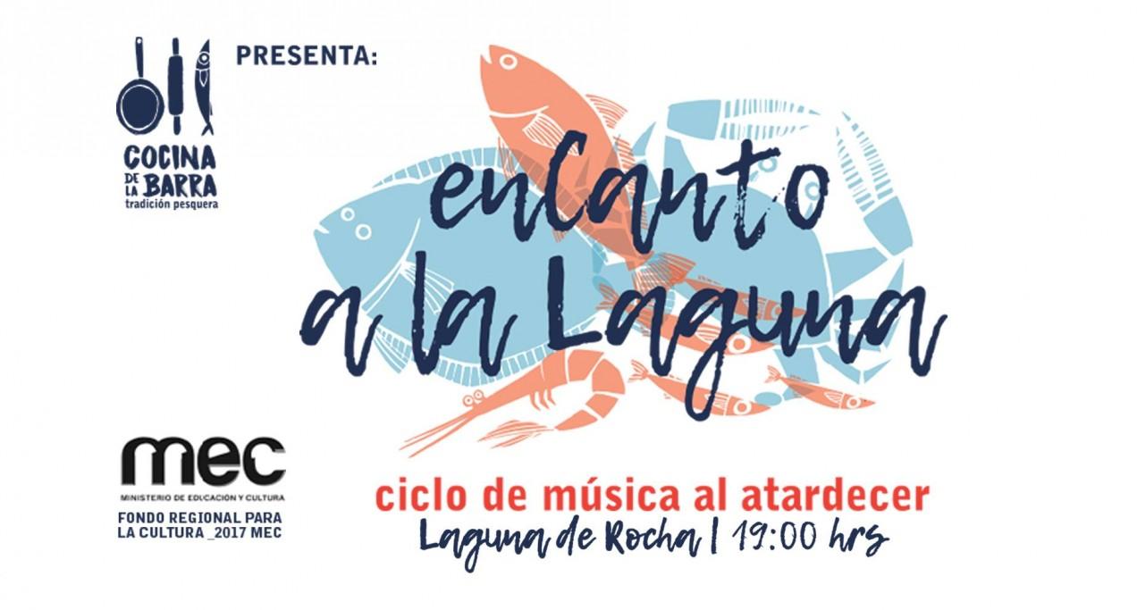 """EnCanto a la Laguna: Arumanti y """"El Zucará"""" en la Laguna de Rocha"""
