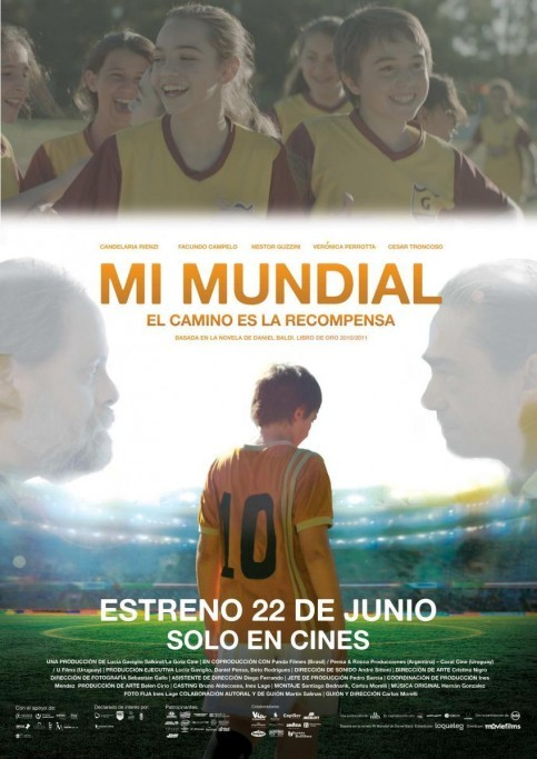 "Verano a pedal, Efecto Cine presenta: ""Mi Mundial"" en Santa Teresa"