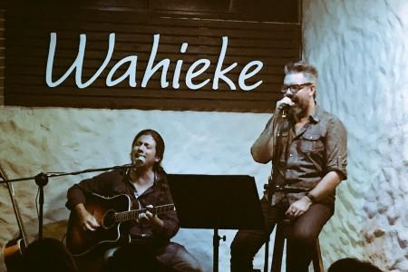 Spuntone & Mendaro en Wahieke en Aguas Dulces