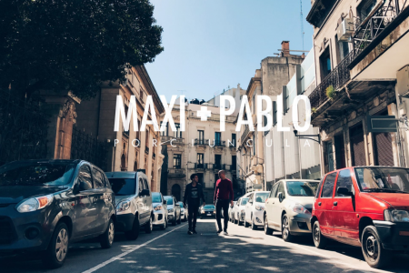 Show de Maxi + Pablo en Barra de Valizas