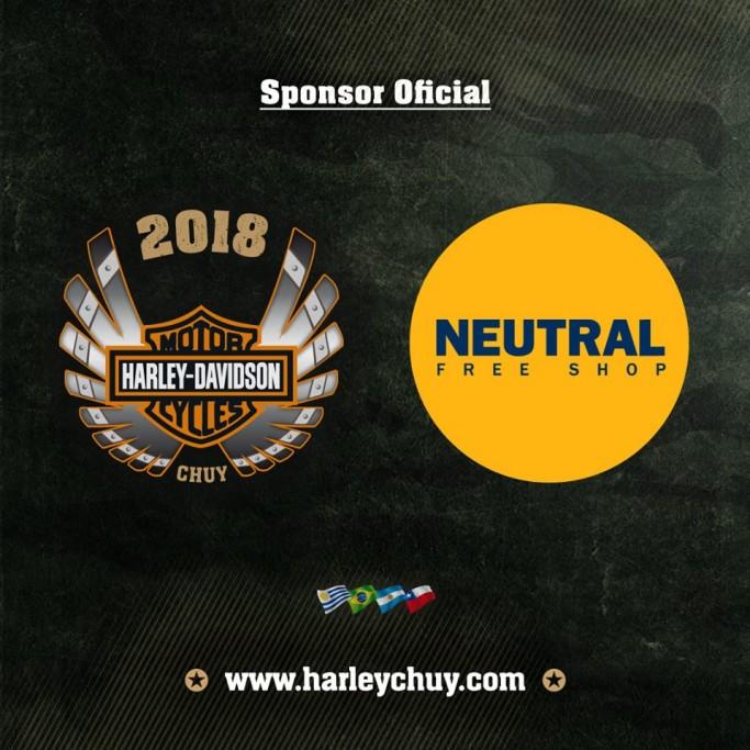 8° Encuentro Internacional Harley Davison en la ciudad de Chuy